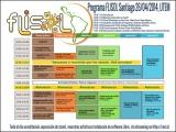 Programa FLISoL Santiago 2014
