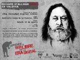 Gira de Richard Stallman en Chile. Agosto 2018